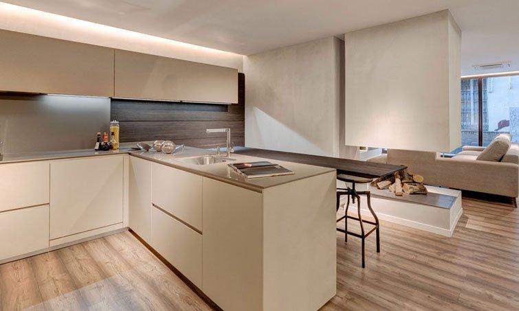 Slide 4. Cocinel-la en Sevilla. Creamos espacios para tu hogar.