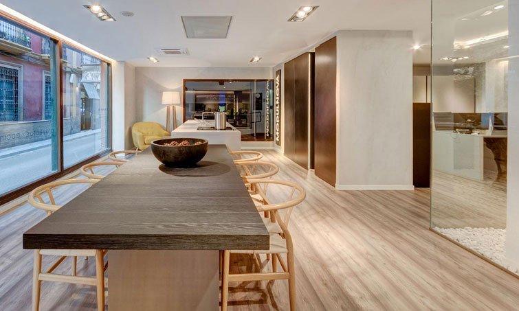 Slide 8. Cocinel-la en Sevilla. Creamos espacios para tu hogar.
