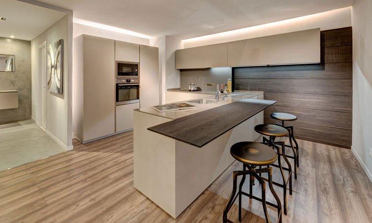 Slide 13. Cocinel-la en Sevilla. Creamos espacios para tu hogar.